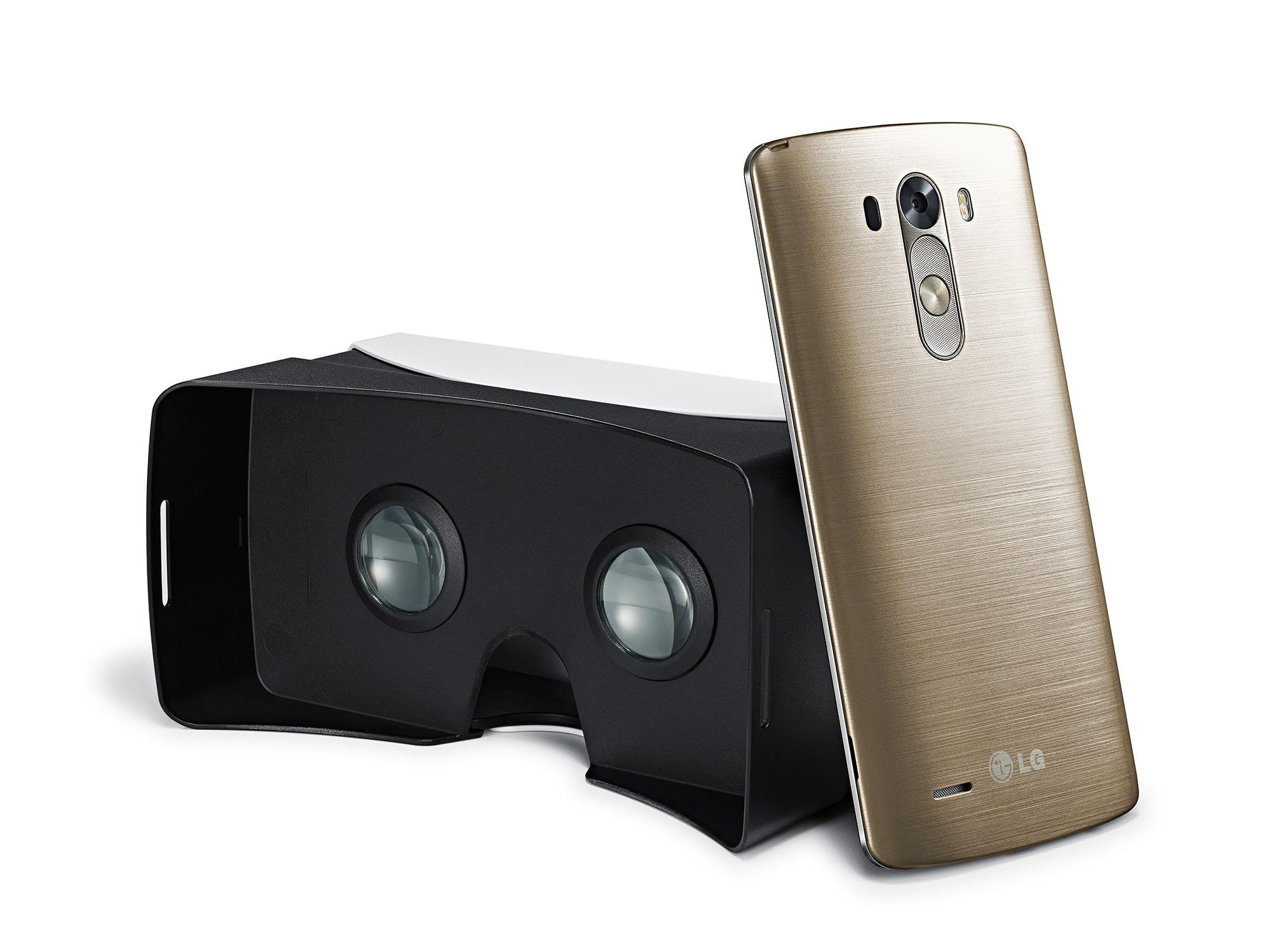 Photo of Kostenlose VR-Brille für das LG G3