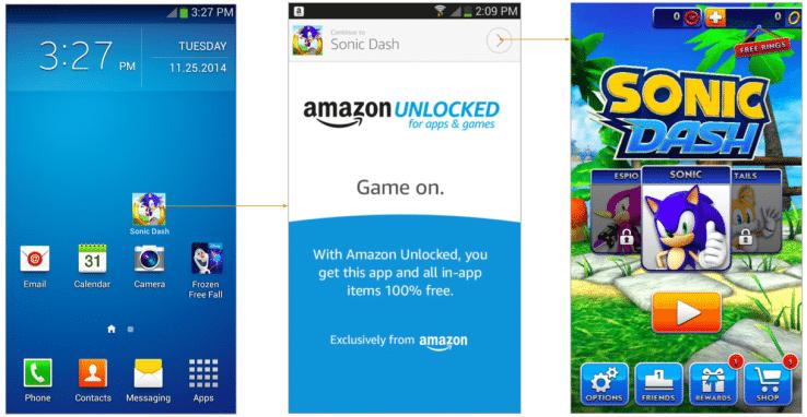 Photo of Amazon will Prime-Mitgliedern künftig Android-Apps schenken