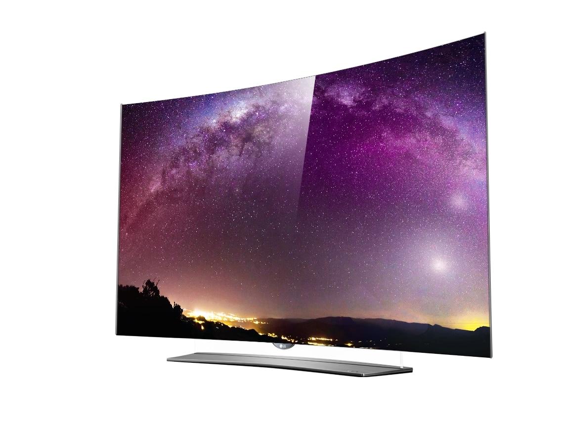 Bild von LG Curved 4K OLED-TV ab März verfügbar