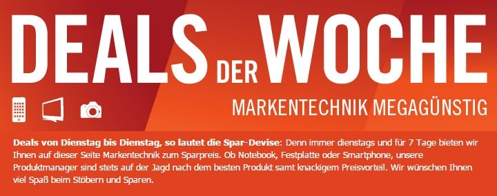 Photo of Cyberport: Deals der Woche KW13 (Laptops, iPad & mehr)