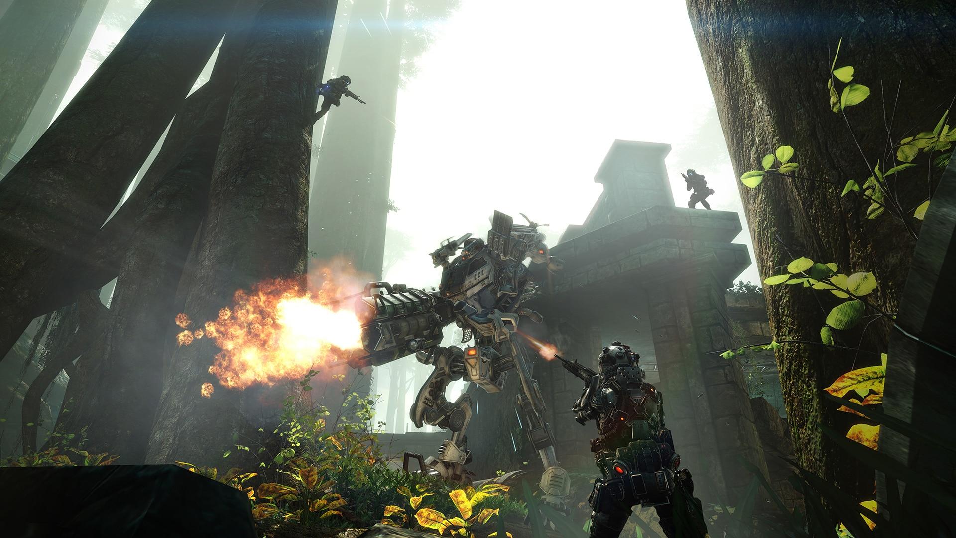 Photo of Alle DLCs von Titanfall sind jetzt kostenlos