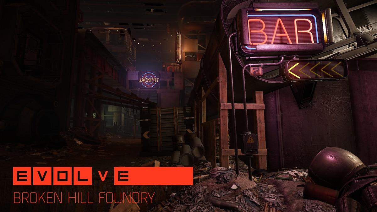 Photo of Zwei neue kostenlose Maps für Evolve angekündigt