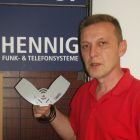 Photo of Olaf Hennig