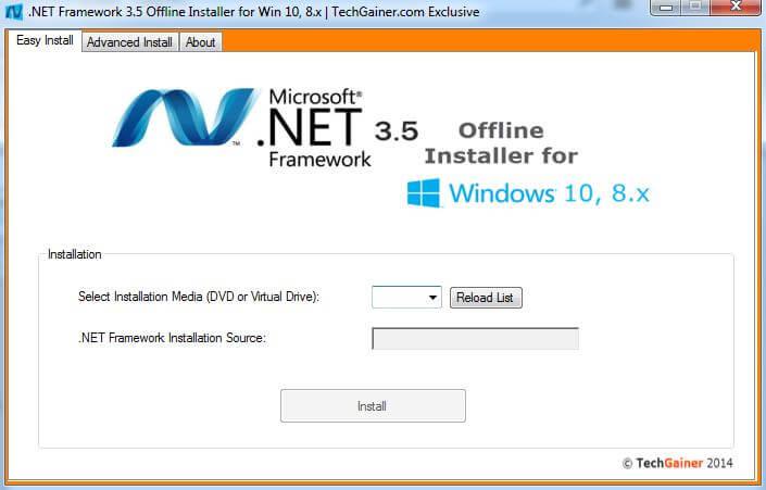 Windows 10: Problem mit  NET Framework 3 5 beheben