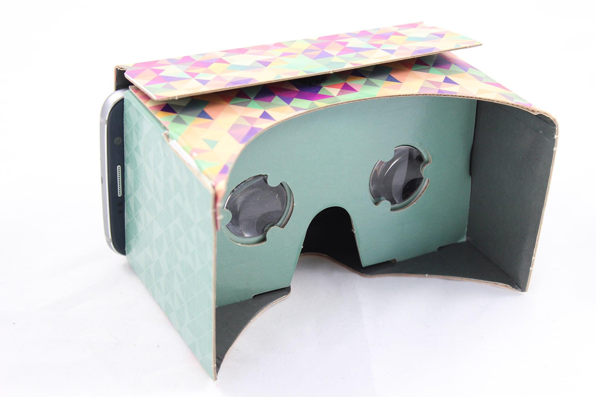 Photo of Testbericht: POP! Cardboard von Mr. Cardboard (VR-Brille)