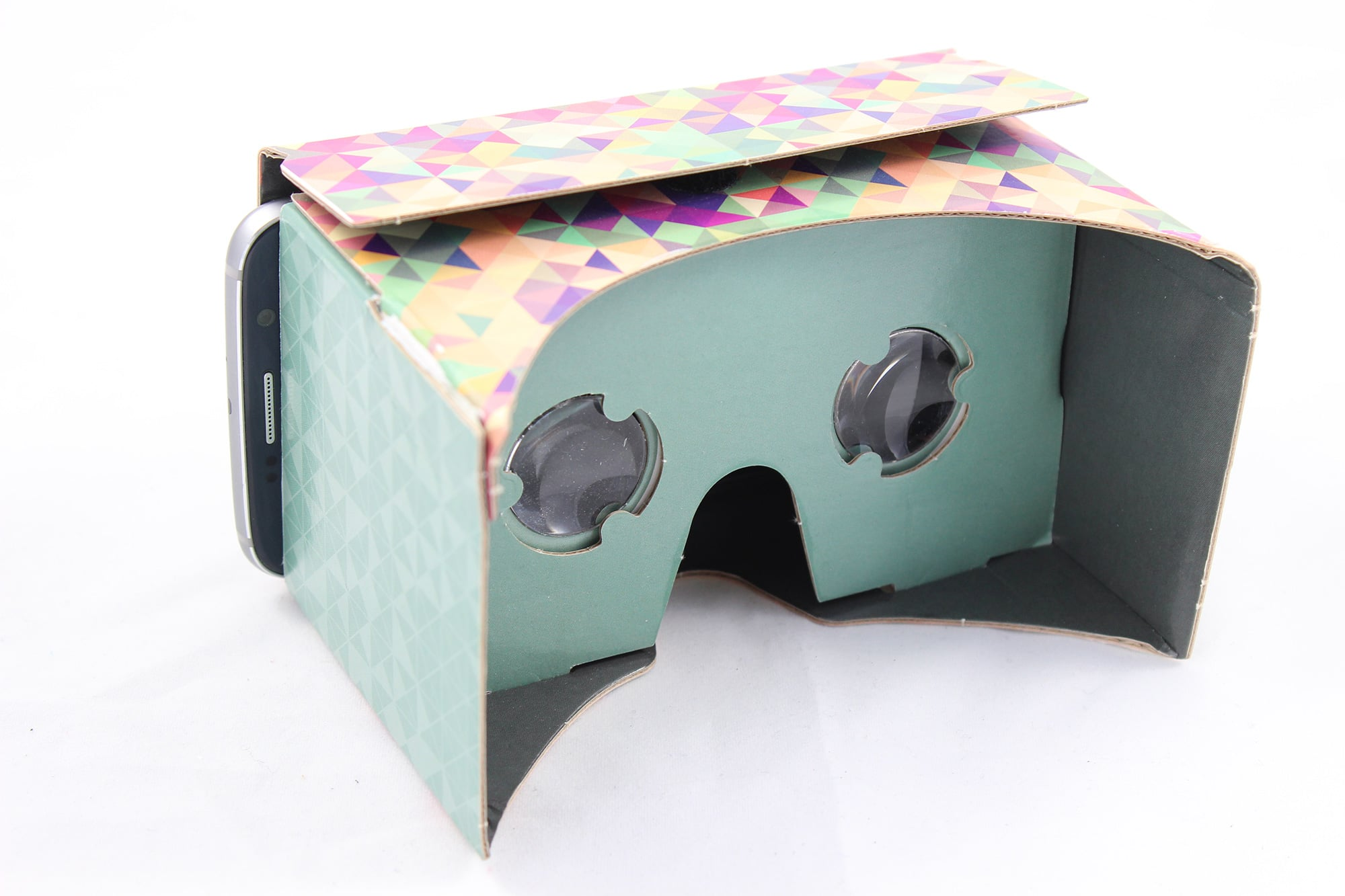 testbericht pop cardboard von mr cardboard vr brille. Black Bedroom Furniture Sets. Home Design Ideas