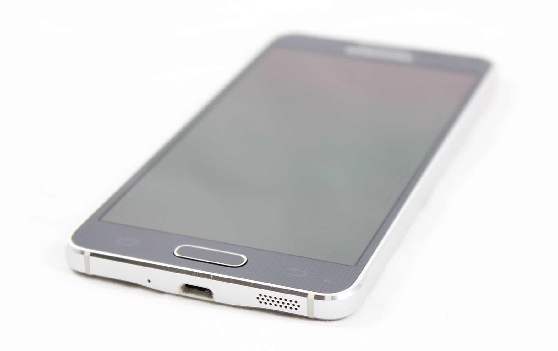 Bild von Das Erste seiner Art, ein Rückblick auf Samsungs Galaxy Alpha