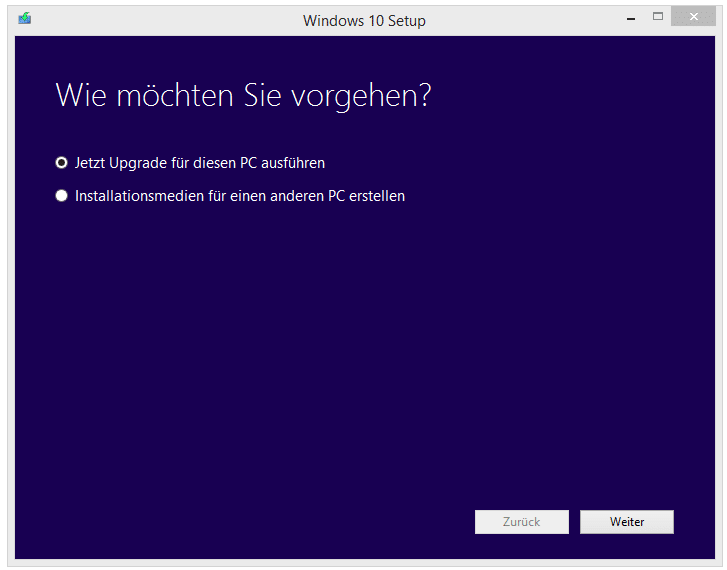 Photo of So kannst du das Windows 10 Upgrade sofort installieren