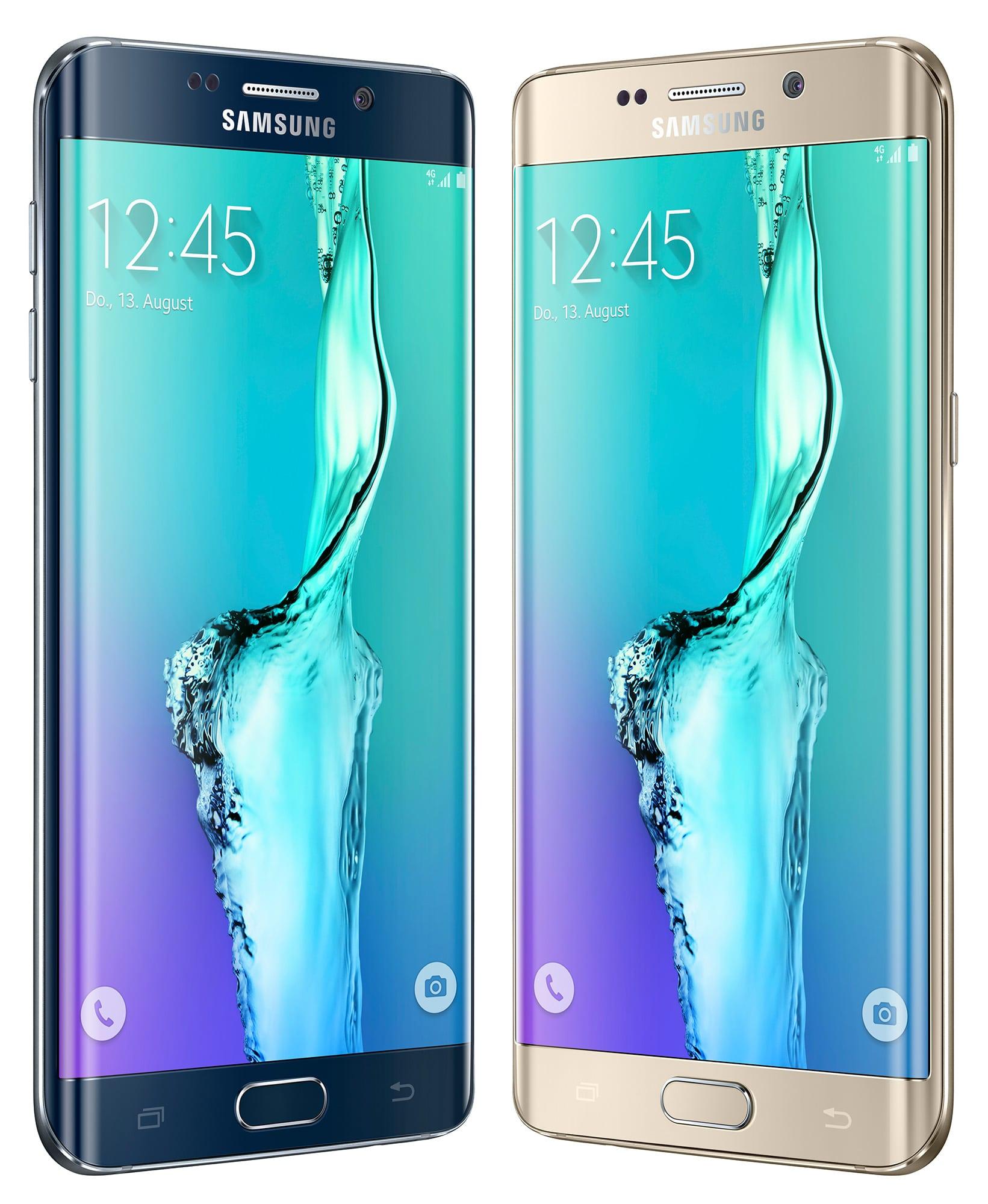 Photo of Samsung Galaxy S6 edge+ vorgestellt