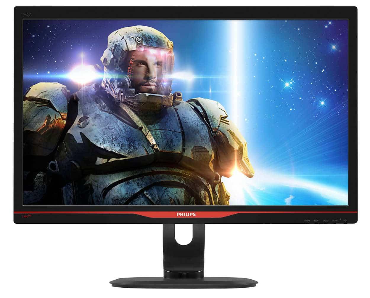 Photo of Gamer-Monitor Philips 242G5DJEB 24 Zoll (61cm) im Check