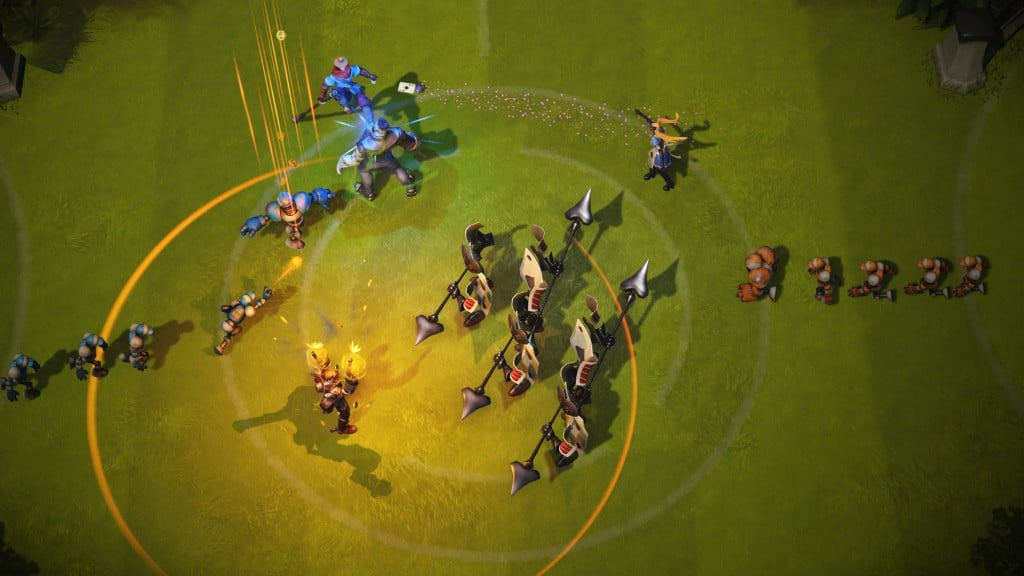 Arena of Fate Ingame Screenshot (Pressekit)