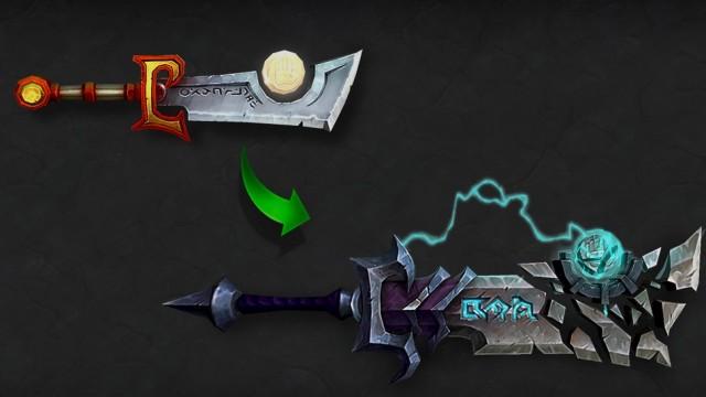 Artefaktwaffen World of Warcraft Legion