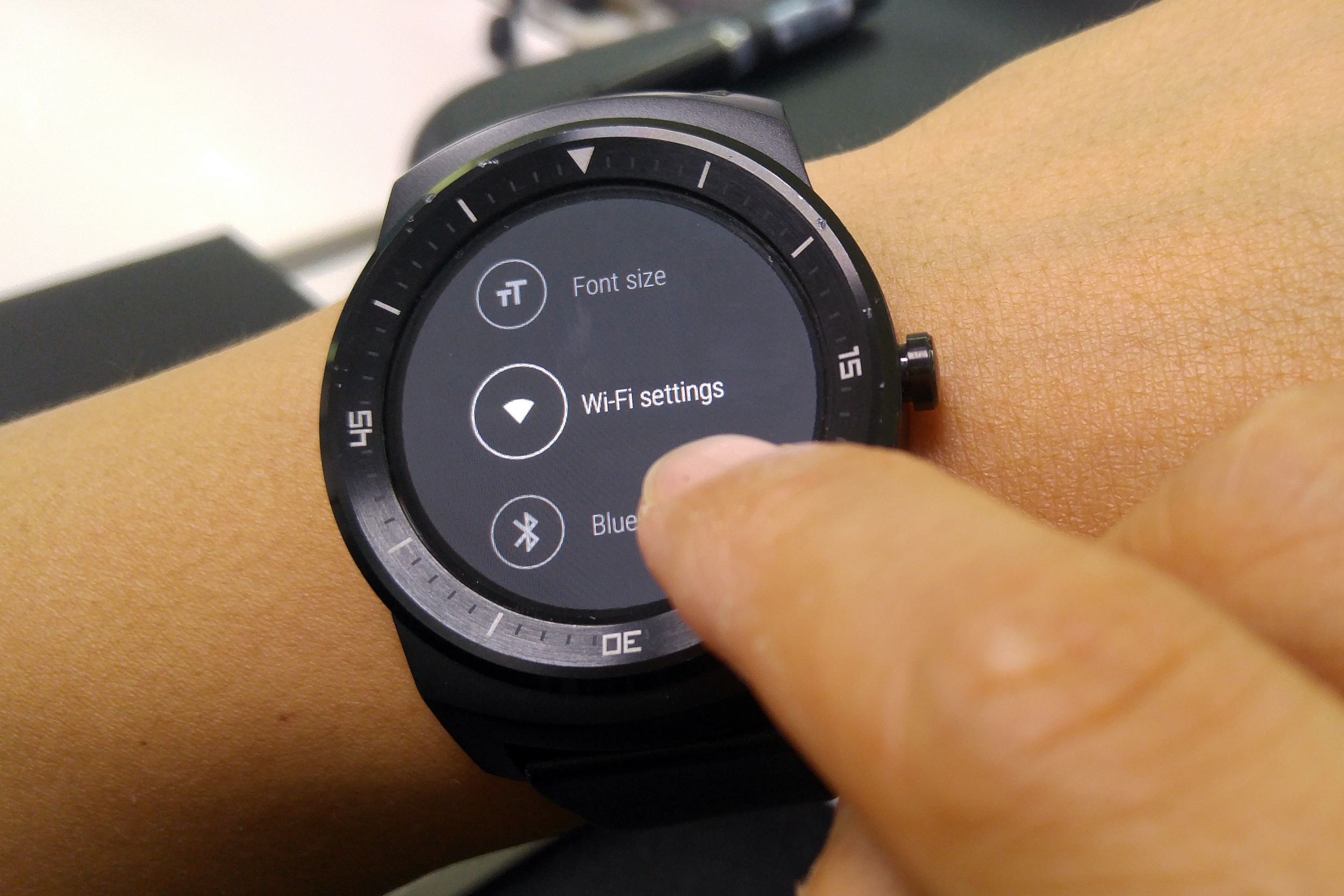 Photo of LG Smartwaches erhalten das neue Android Wear mit neuen Funktionen