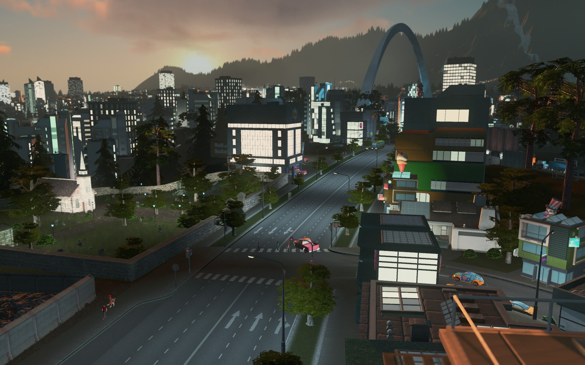 Photo of Cities Skylines – After Dark (Gamescom 2015)