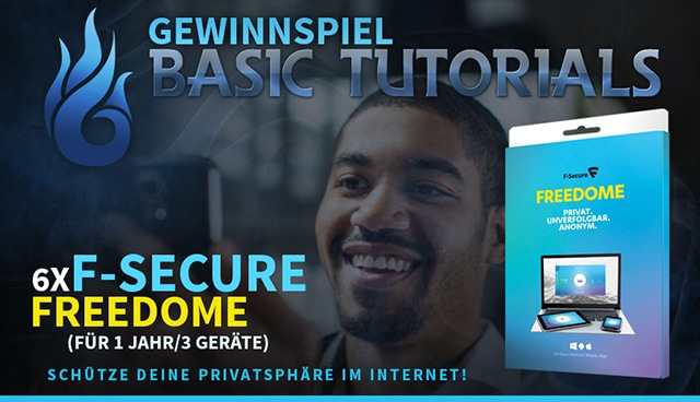 Photo of F-Secure Freedome Gewinnspiel