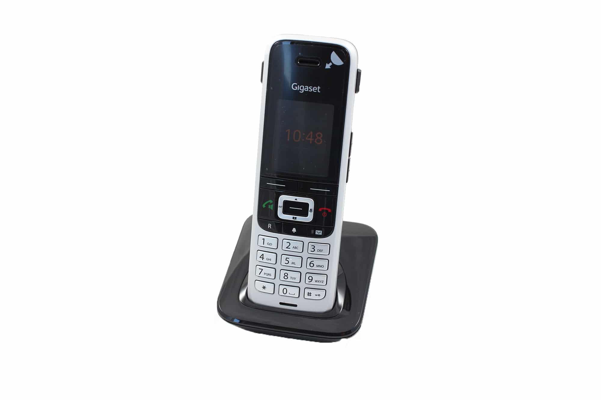 Bild von Gigaset S850A GO: Analog- und IP-Telefon im Test