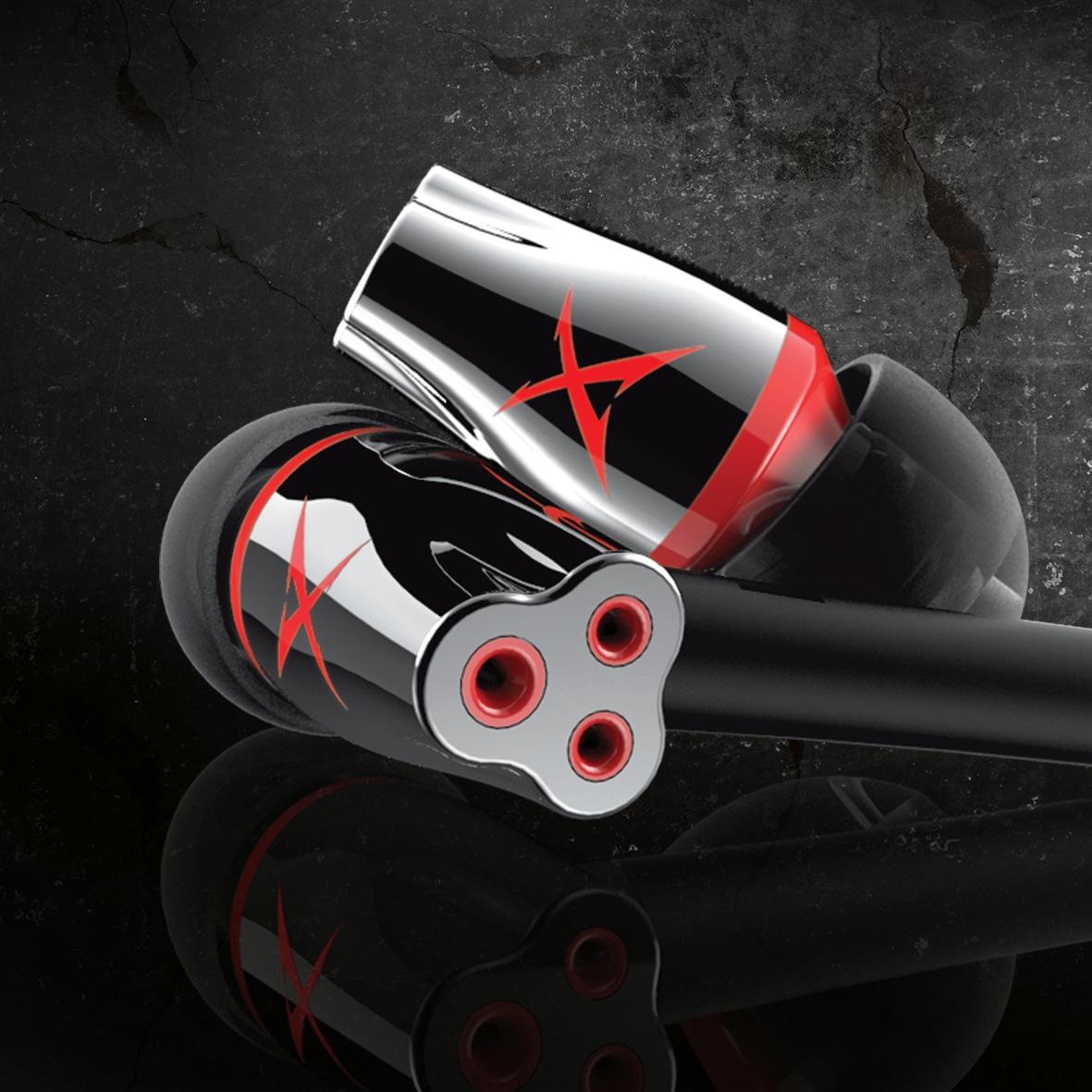 """Bild von Neue Headsets und Soundkarte in der """"Sound BlasterX""""-Serie von Creative"""