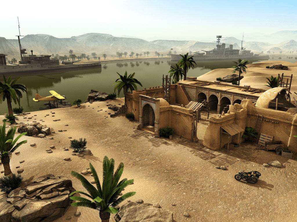 Lost Horizon 2_Suez Kanal