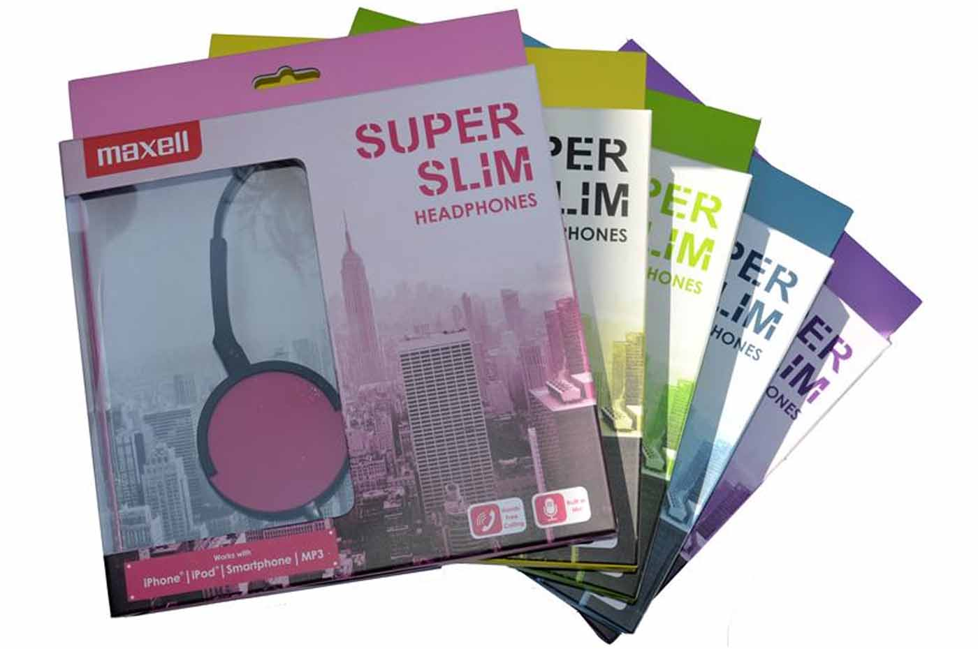 Photo of Maxell Super Slim Headphones im Test