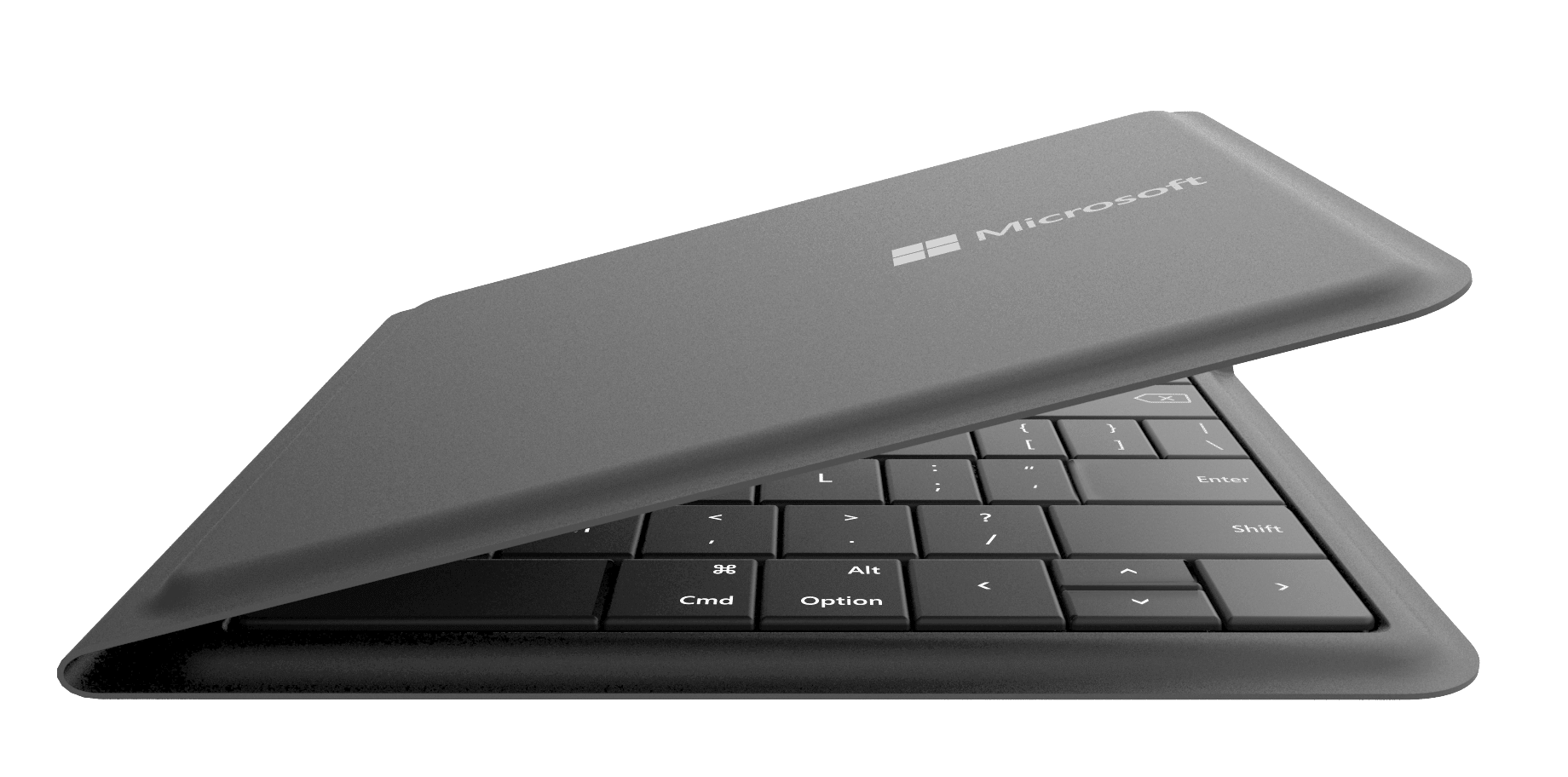 Photo of Microsoft Universal Foldable Keyboard: Handliche Bluetooth-Tastatur