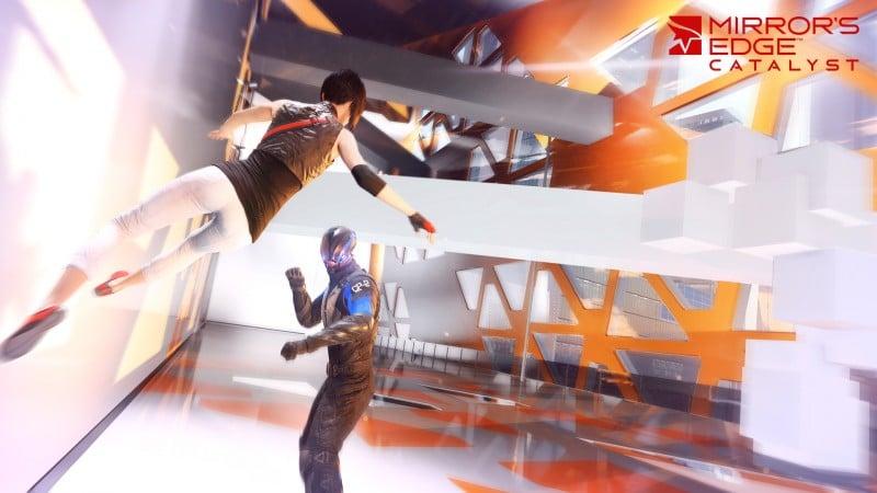 Photo of Endlich da: Mirror's Edge Catalyst (Gamescom 2015)