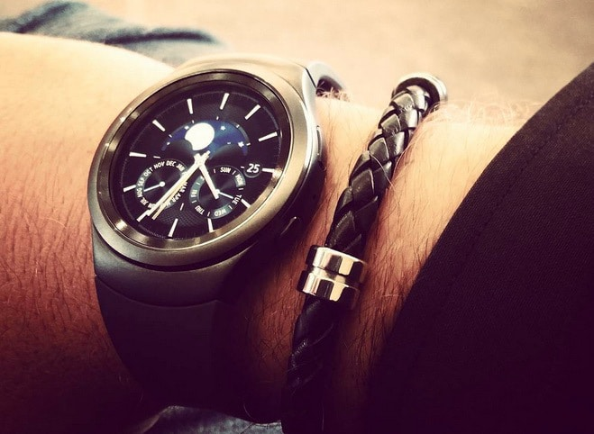 "Photo of Samsung bringt neue Smartwatch ""Gear S2"" mit zur IFA"