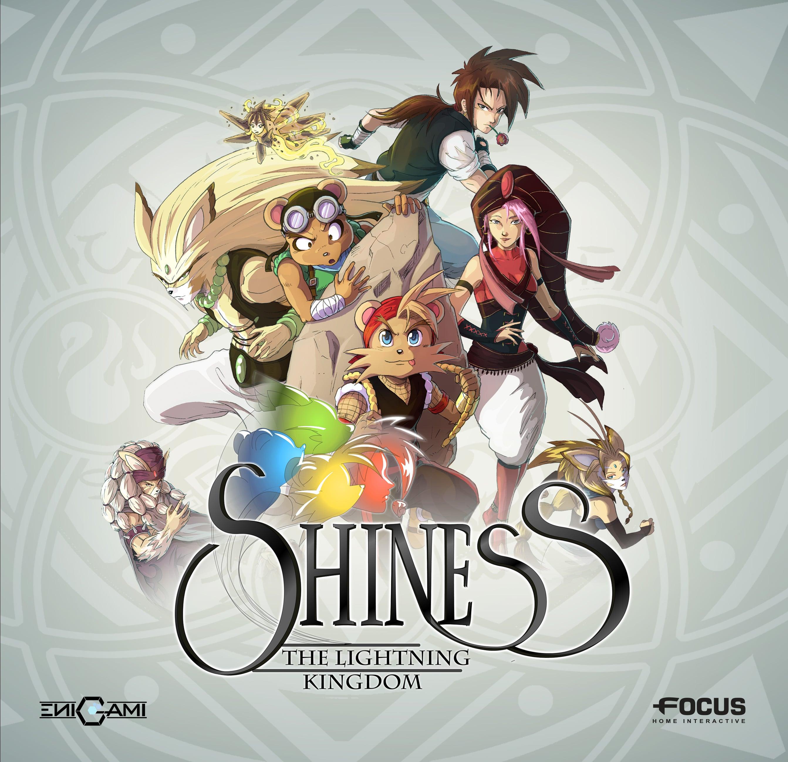 Bild von Gamescom 2015: Shiness – Ein Spiel mit Leidenschaft