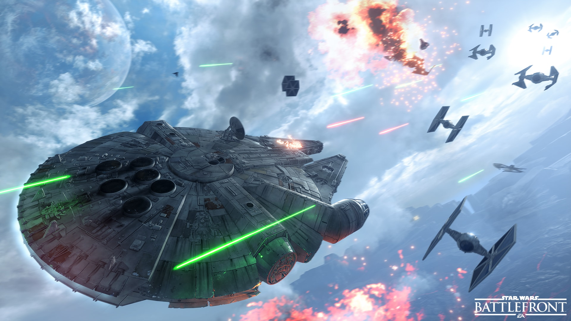 Photo of Star Wars Battlefront – Betatest im Oktober