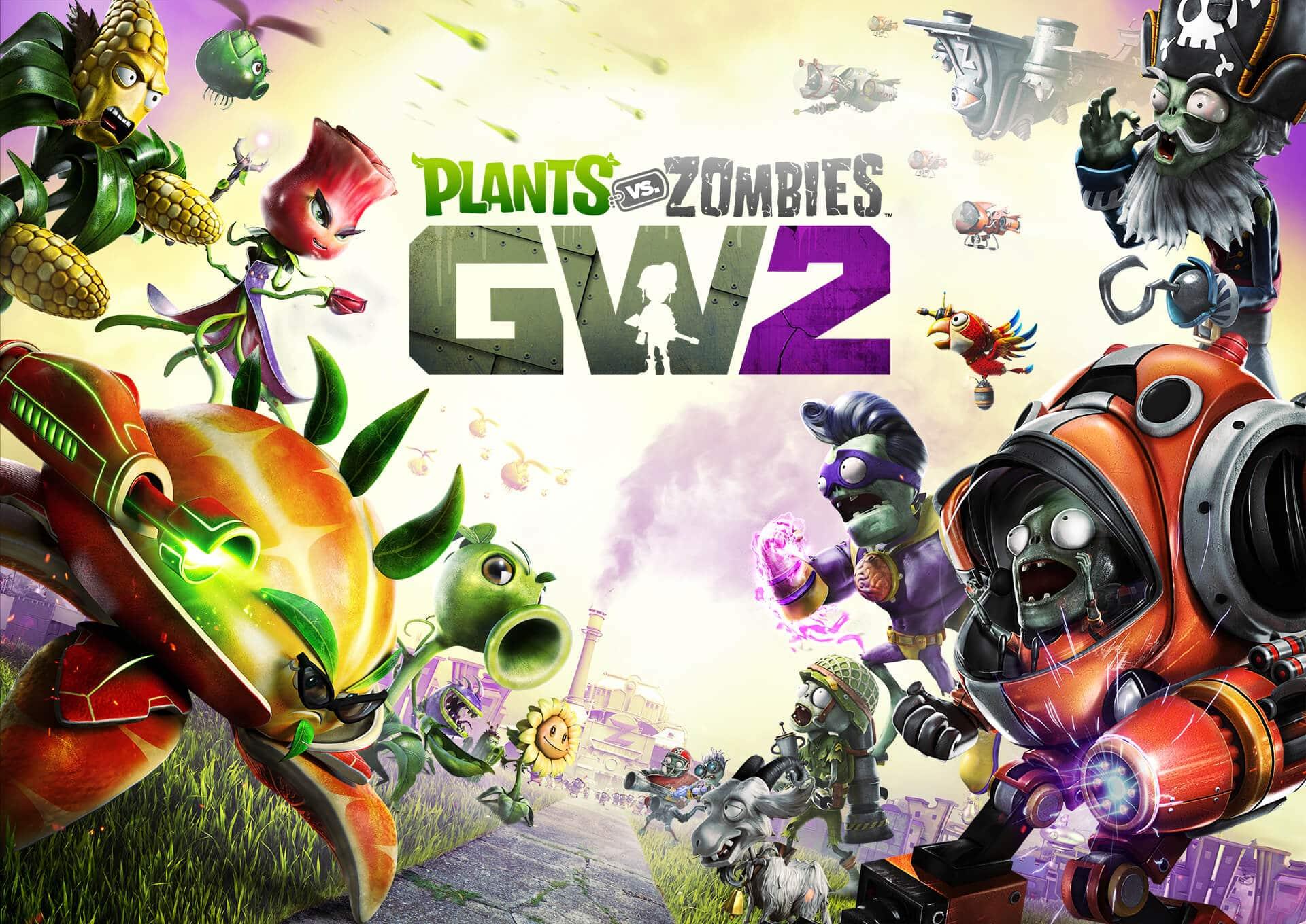 Photo of Plants vs. Zombies Garden Warfare 2 – Auf in den Kampf!