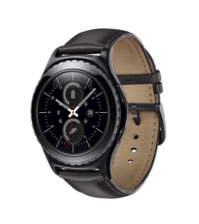 Bild von Samsung Gear S2 und Samsung Gear S2 classic präsentiert