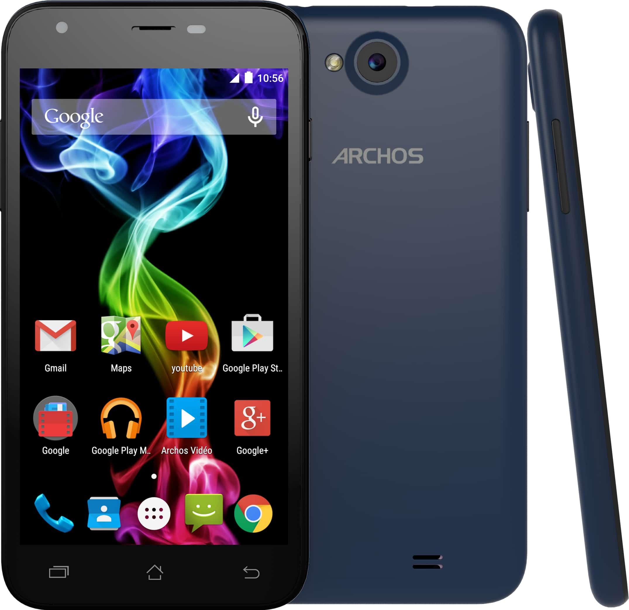 Photo of ARCHOS präsentiert zwei neue Einsteiger-Smartphones: 50c & 55 Platinum