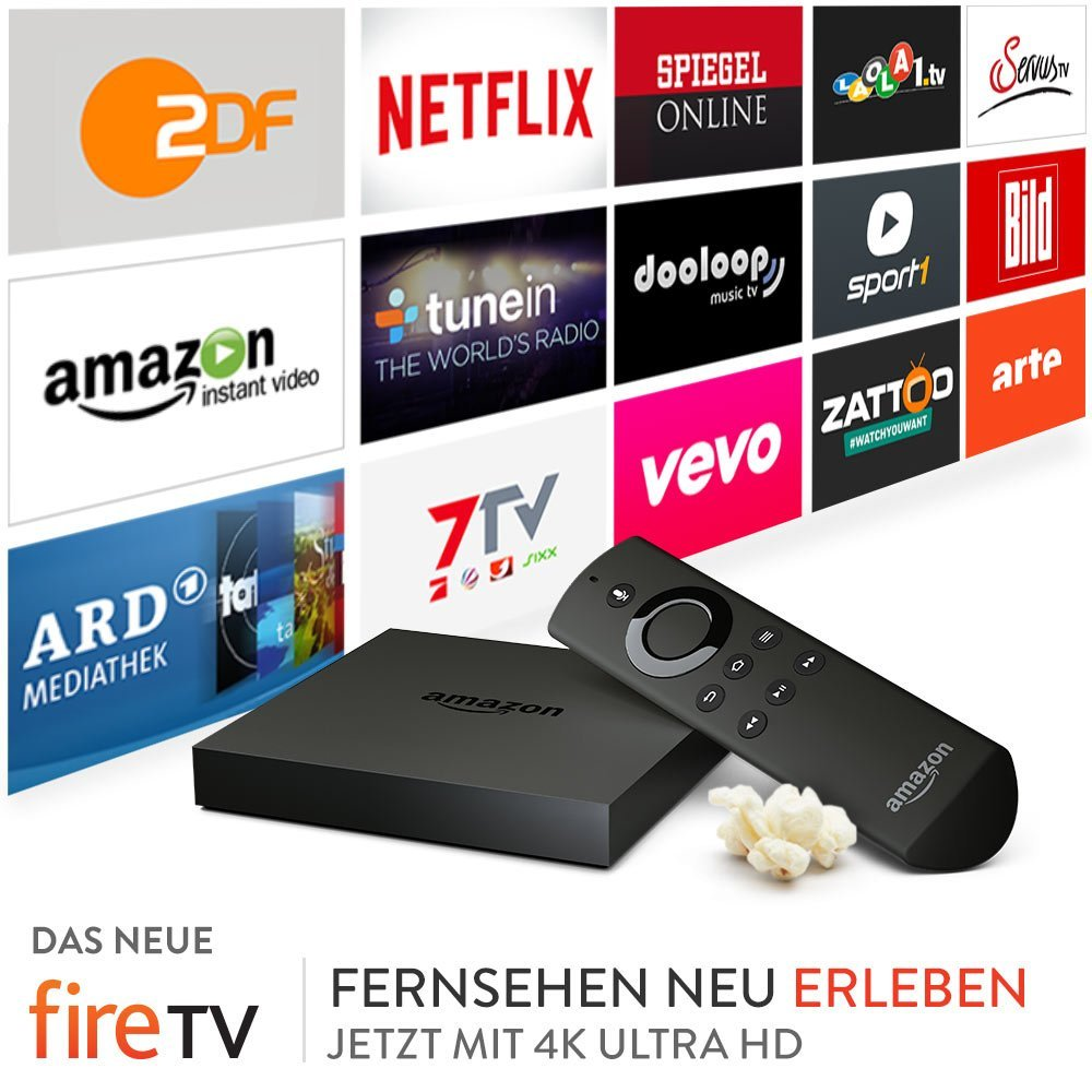 Photo of Das kann die zweite Generation der Amazon Fire TV-Familie