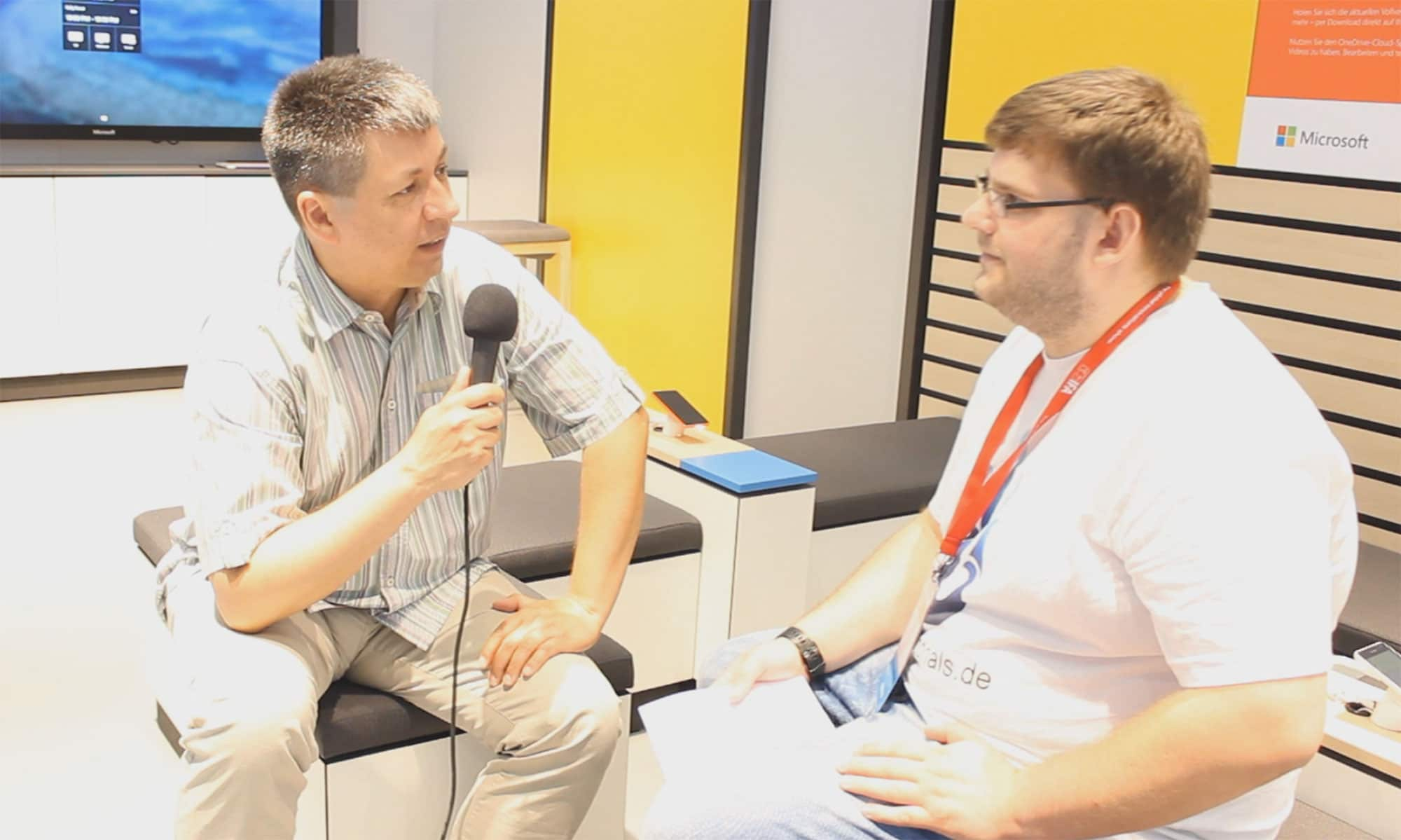 Photo of Interview mit Microsoft zum Thema Windows 10