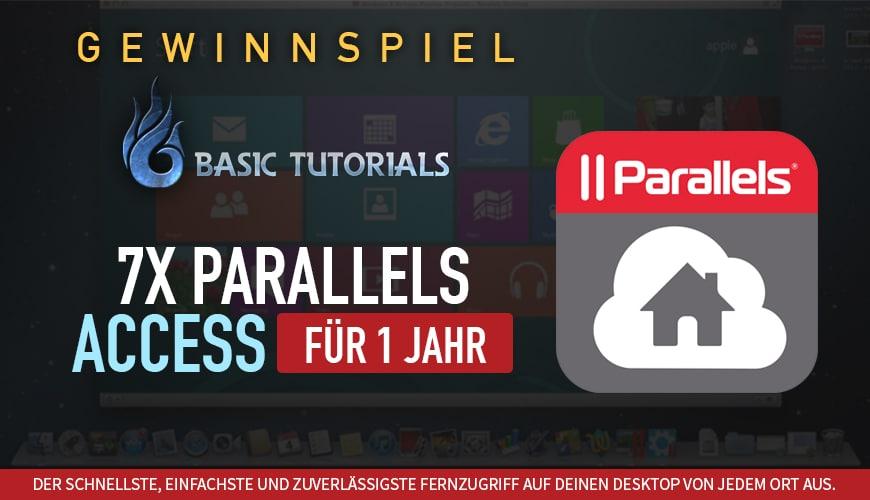 Photo of Wir verlosen 7x Parallels Access für 1 Jahr!