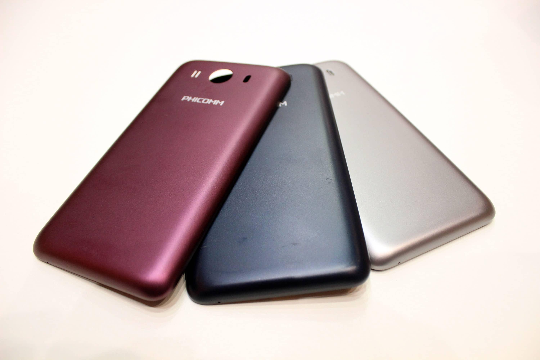 Bild von Phicomm Clue L & Energy L: Günstige Einsteiger-Smartphones