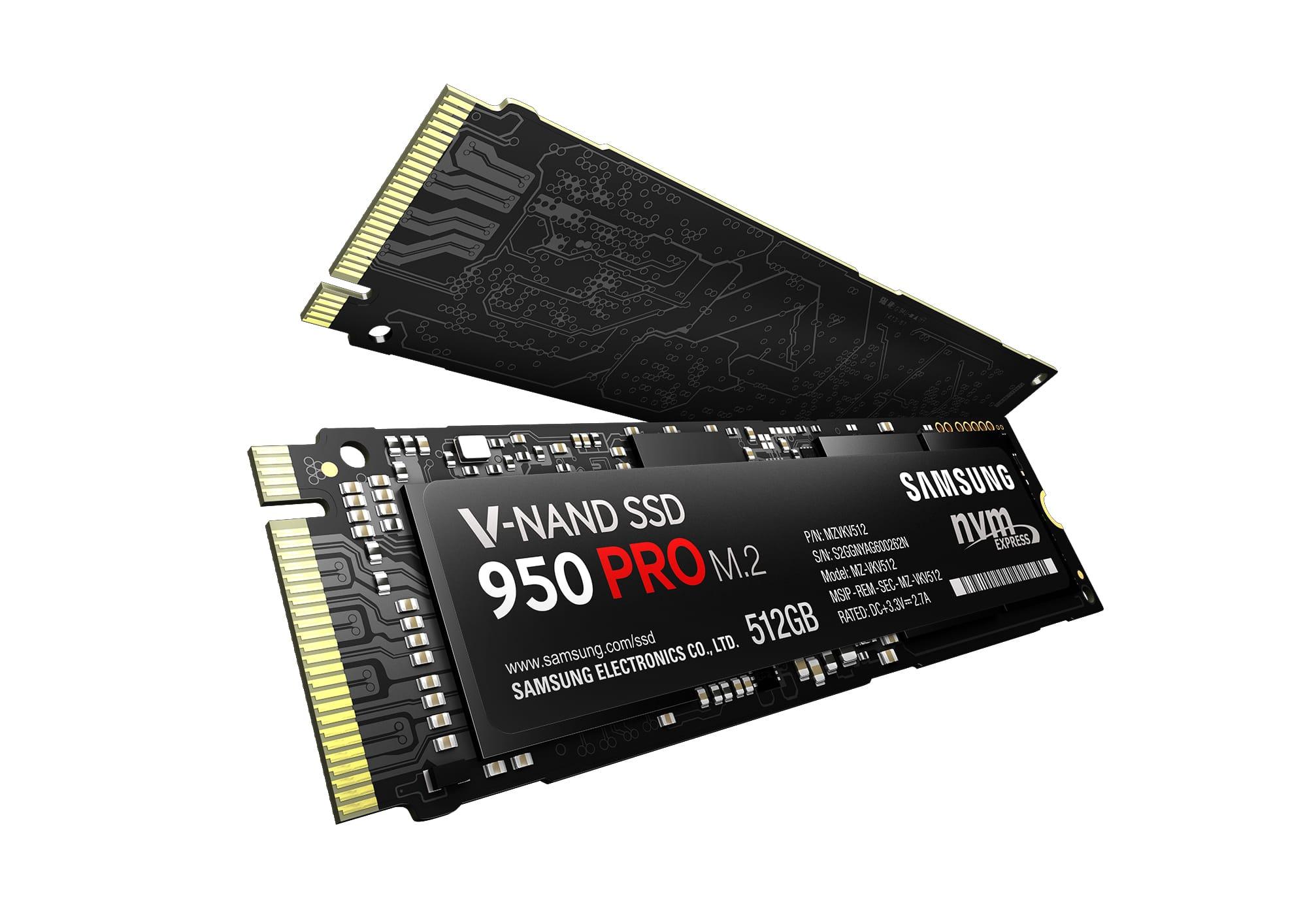 Photo of Samsung präsentiert SSD 950 PRO