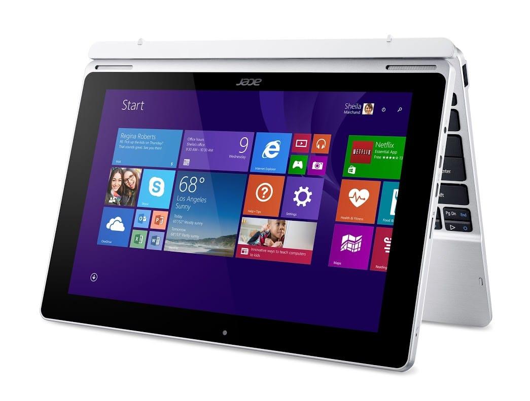 Bild von IFA 2015: Die 2-in-1-Geräte von Acer