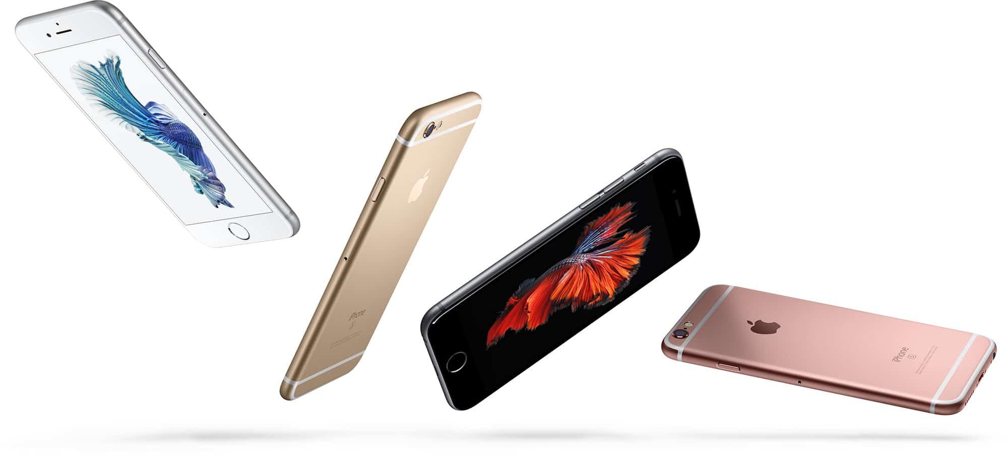 Photo of iPhone 6s Plus im Bendgate-Test