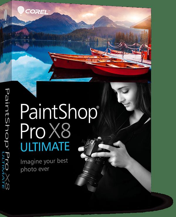 Bild von Test: PaintShop Pro X8 im Vergleich mit Photoshop