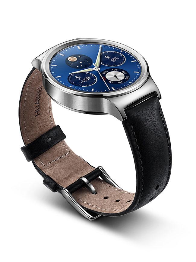 Bild von Huawei Watch bald in Deutschland verfügbar