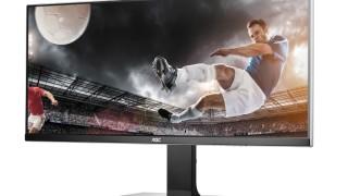 u3477Pqu front to left soccer design 320x180 - AOC U3477PQU 34-Zoll-Bildschirm im Test