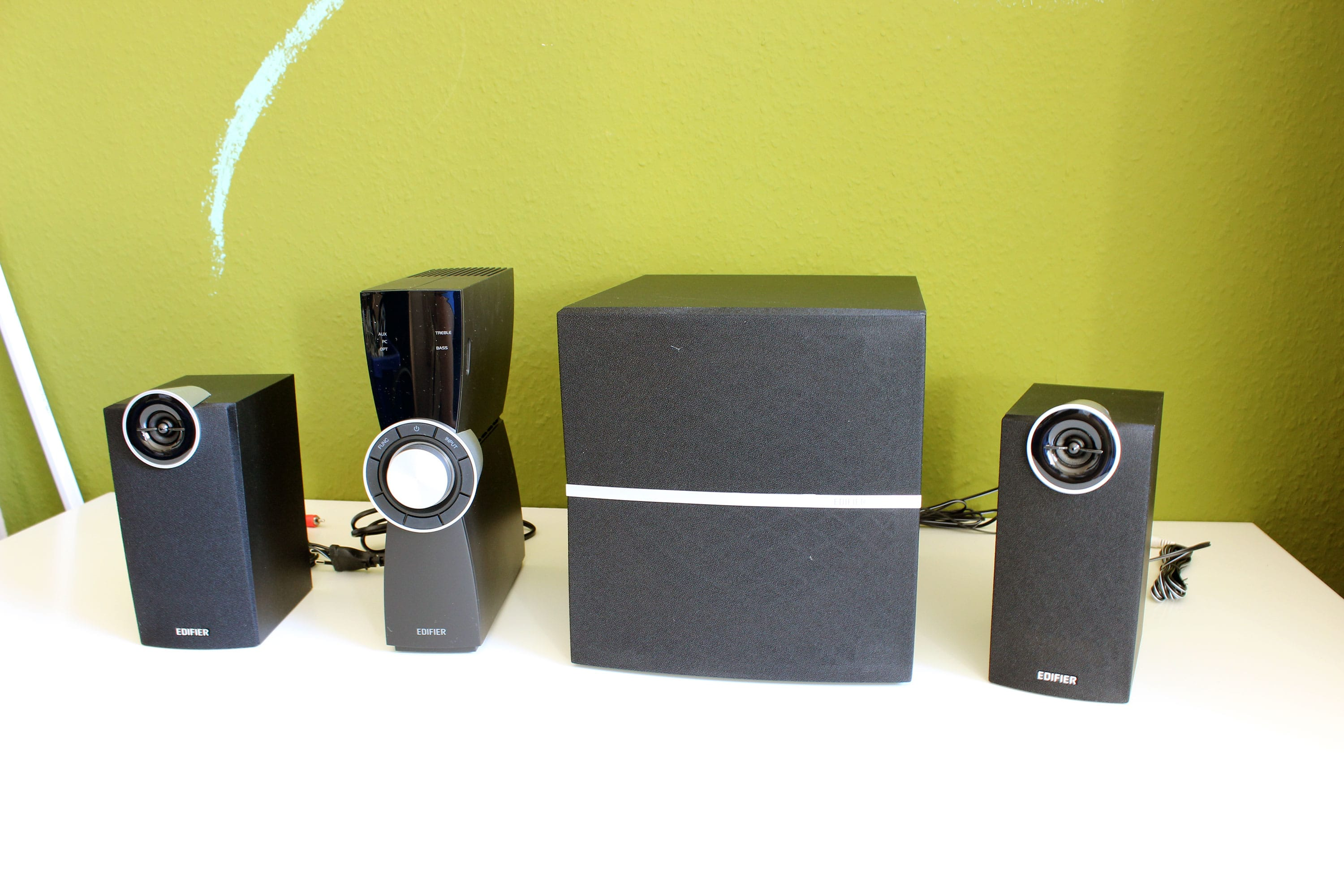 Photo of Edifier C2XD 2.1 Soundsystem im Test