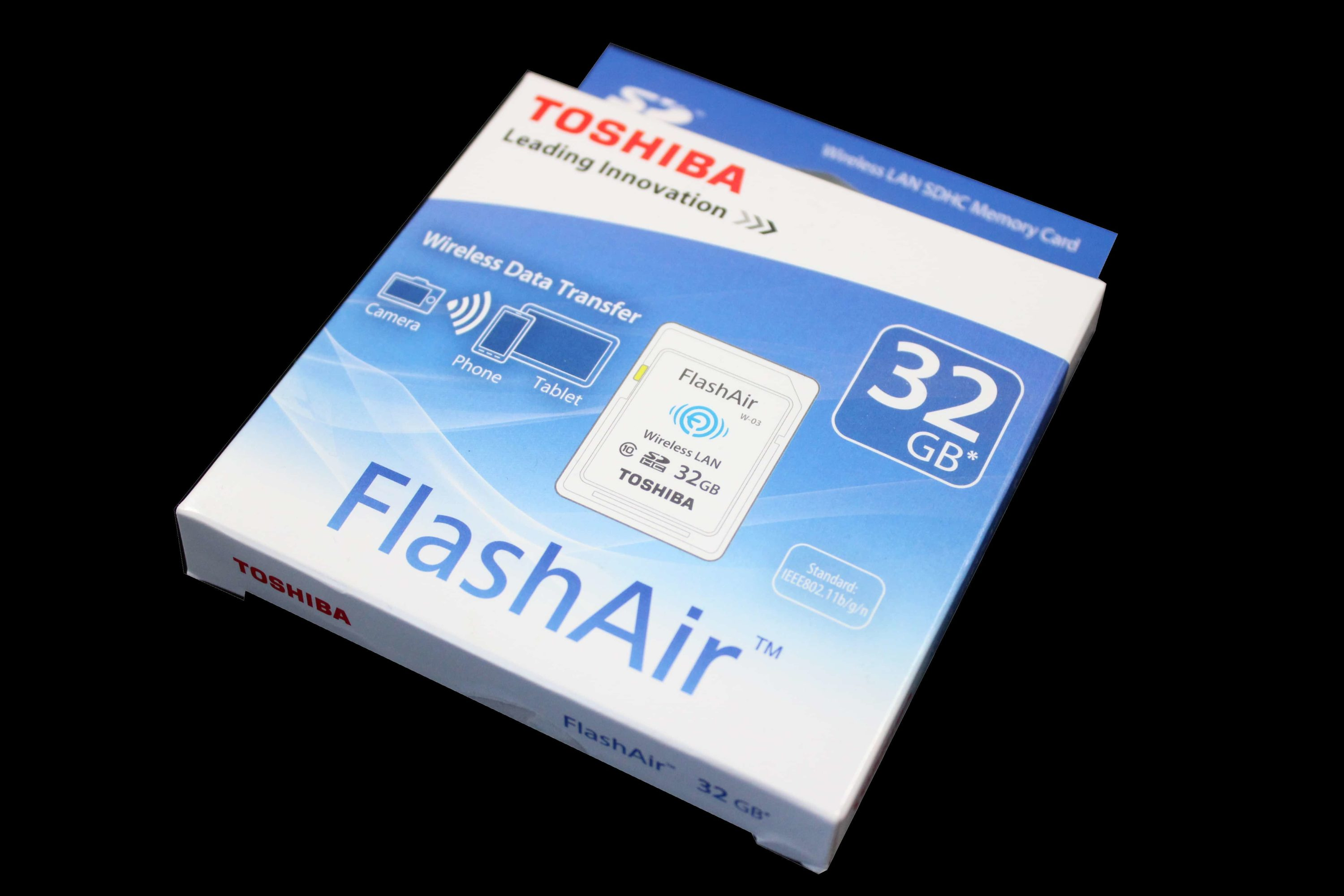 Photo of Toshiba FlashAir W-03 im Test