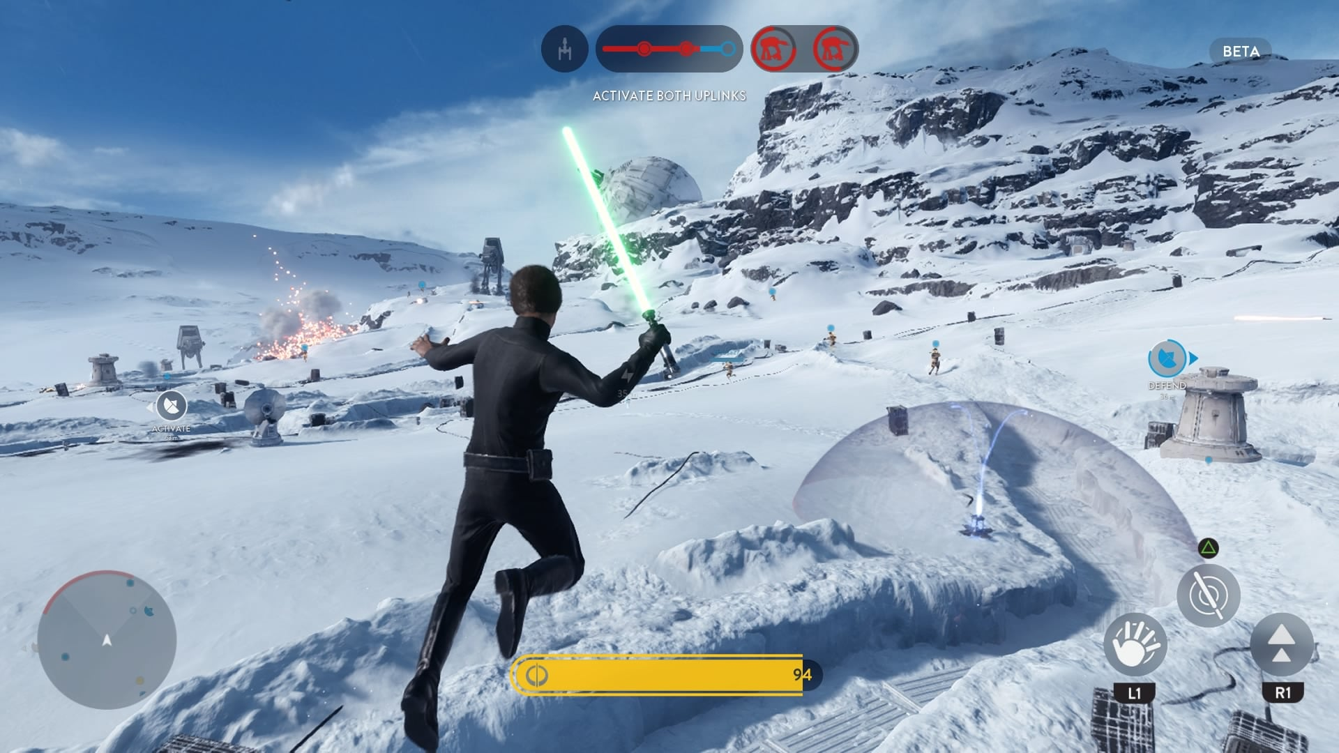 Photo of Star Wars Battlefront: Das war die Beta auf der PS4