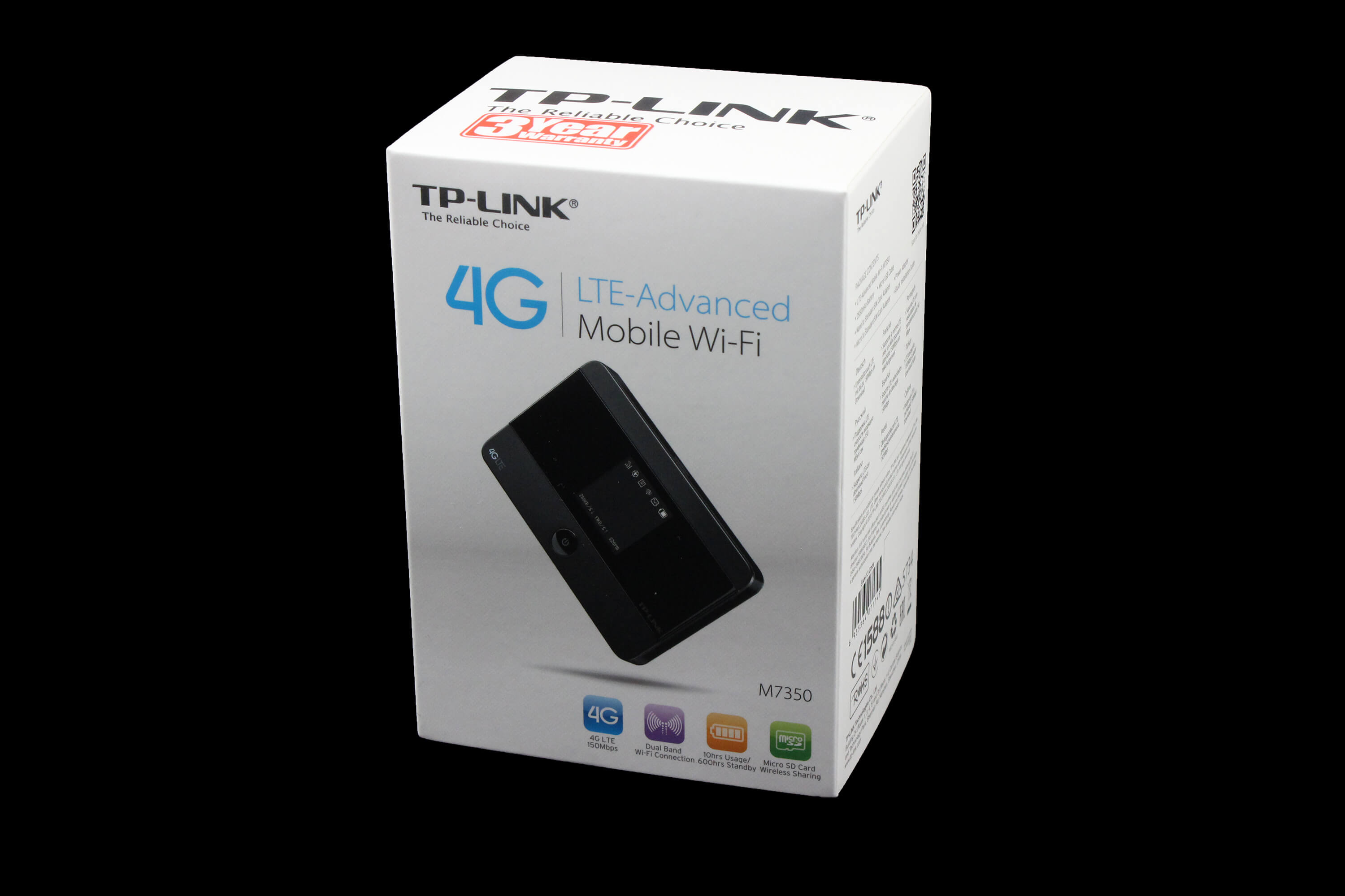 Photo of TP-Link Mobiler Router M7350 (v3) mit LTE-Hotspot im Test
