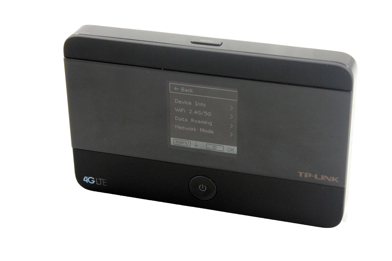 tp link mobiler router m7350 v3 mit lte hotspot im test. Black Bedroom Furniture Sets. Home Design Ideas