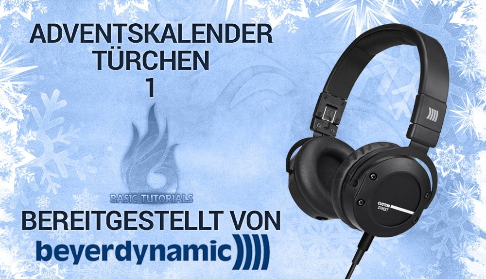 Photo of Adventskalender Türchen 1: Beyerdynamic Custom Street