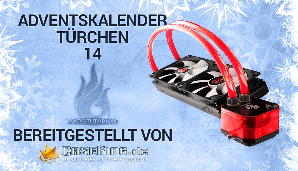 Photo of Adventskalender Türchen 14: RaiJintek Triton Komplett-Wasserkühlung
