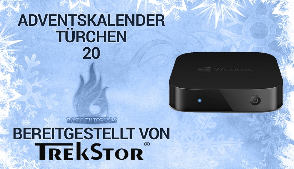 Photo of Adventskalender Türchen 20: TrekStor MiniPC W1