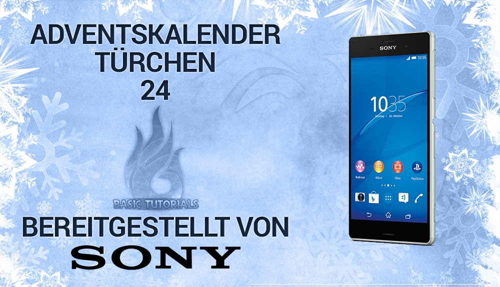 Photo of Adventskalender Türchen 24: Sony Xperia Z3